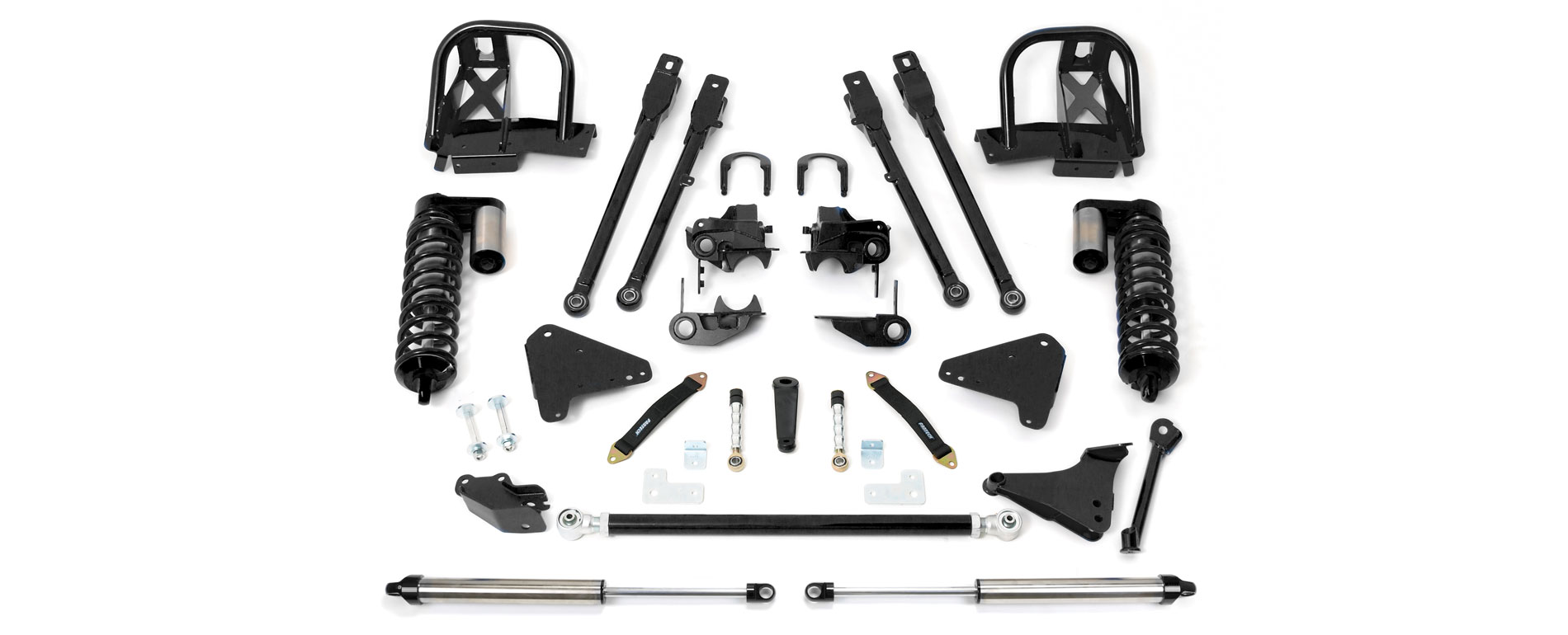 F 250 Suspension Lift Systems By Fabtech