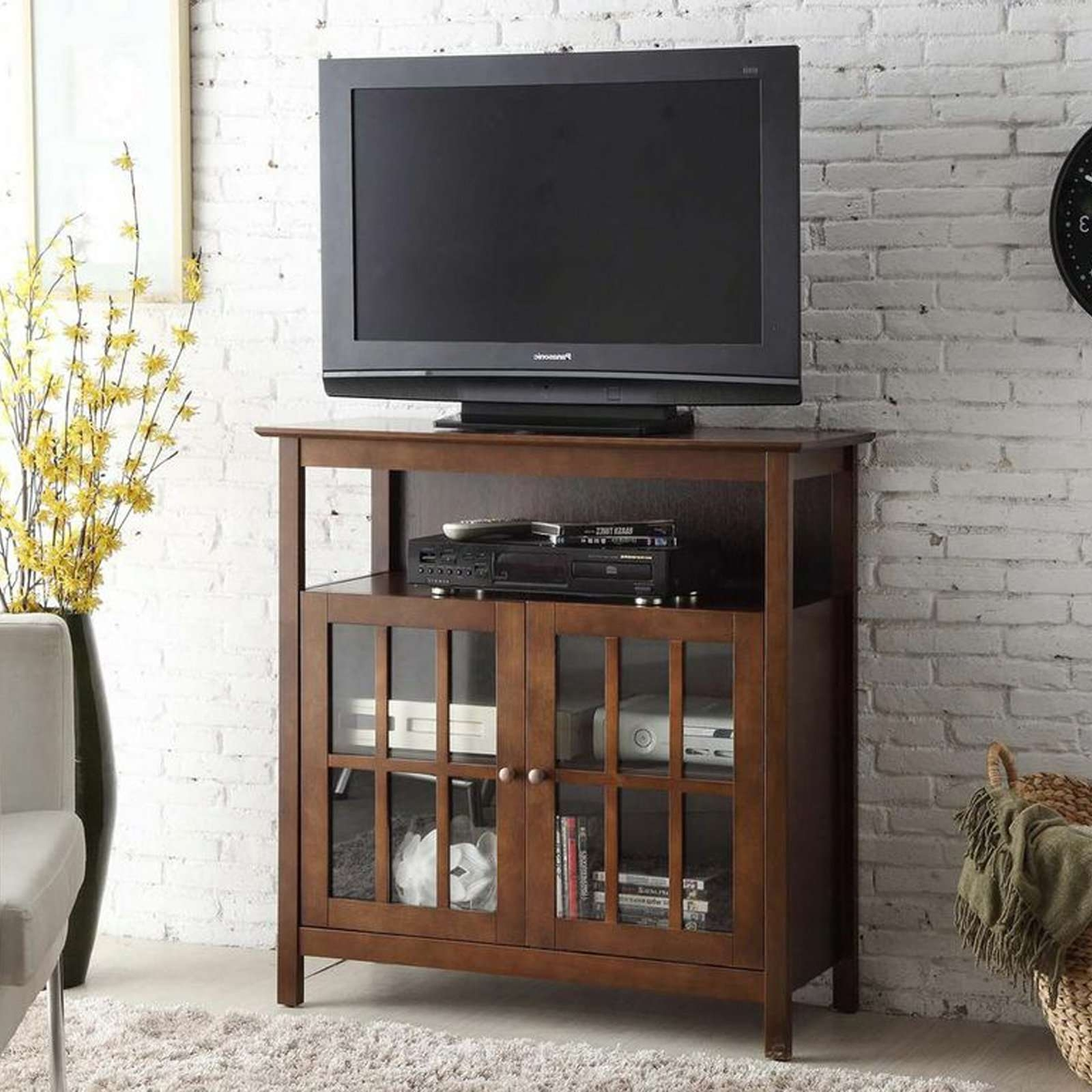 20 Best Collection Of Cheap Tall Tv Stands For Flat Screens
