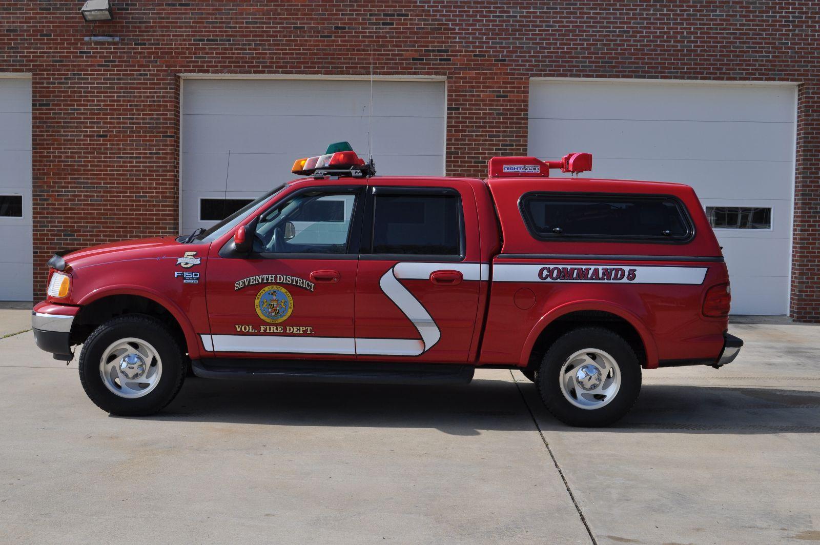 Seventh District Volunteer Fire Department