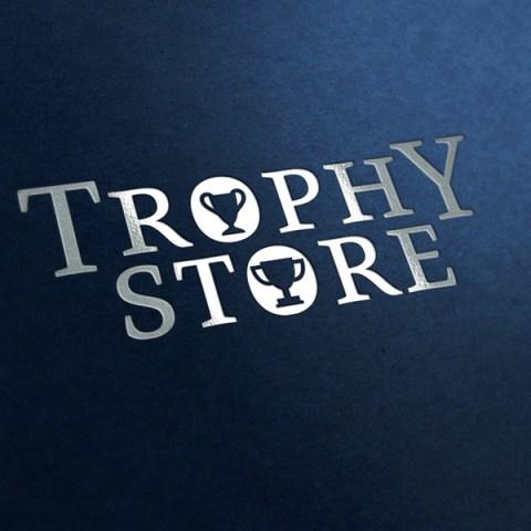 Trophy Store Logo Design