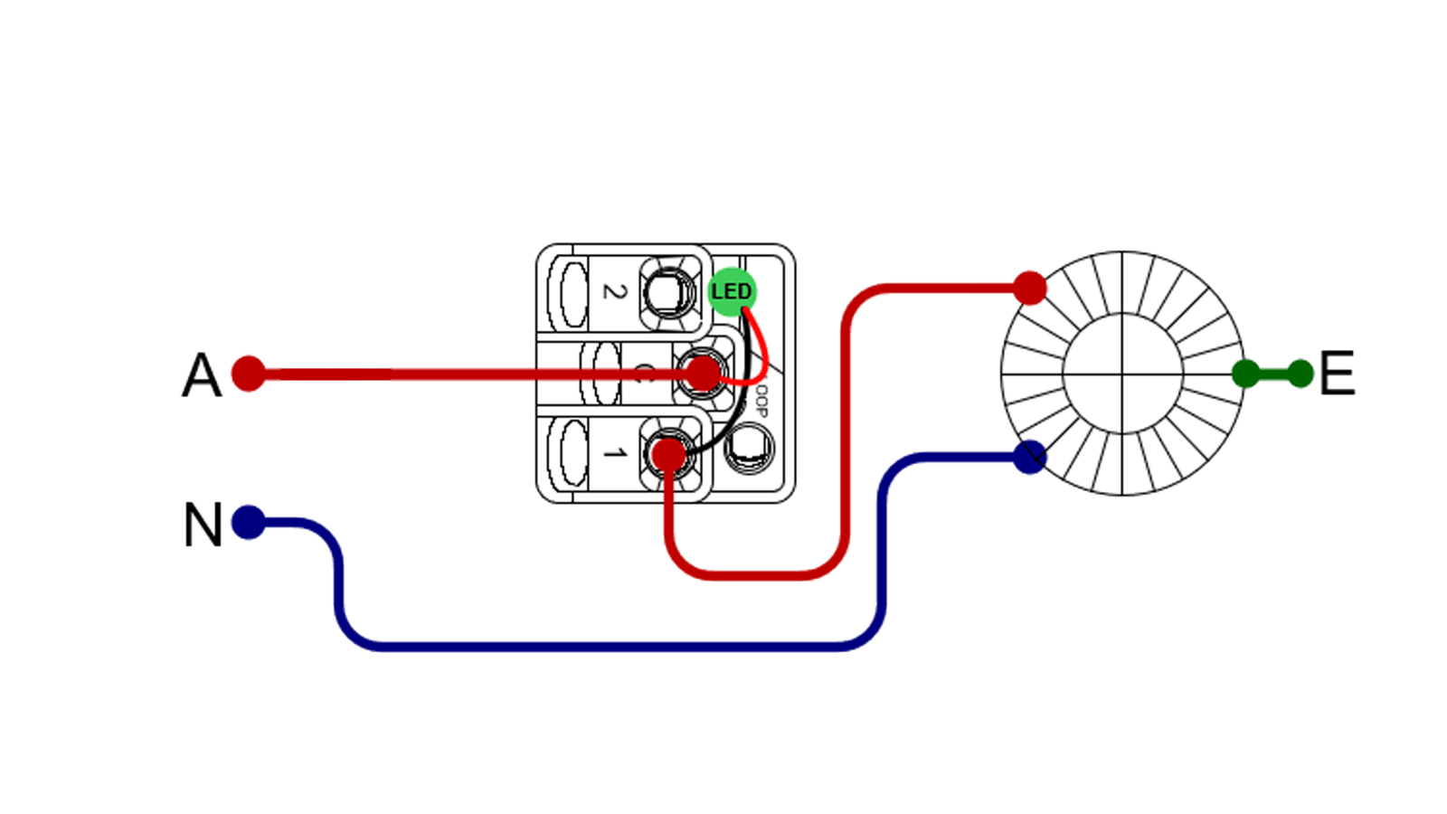 Clipsal Led Dimmer Wiring Diagram