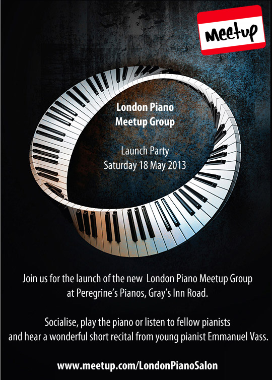 Piano Launch Party