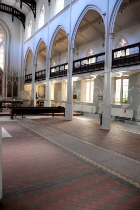 PRISM church interior flooring and wall repairs 25th June 2018 TJK_2938