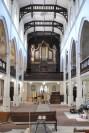PRISM church interior looking towards organ 25th June 2018 TJK_2944