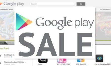 تخفيضات على مجموعة من التطبيقات في الـ PlayStore