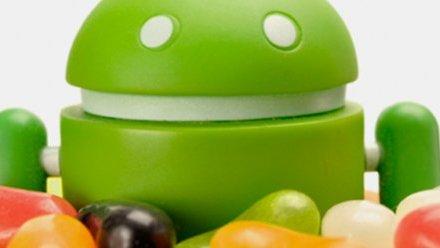 هل تعمل Google على نسخة إضافية من JellyBean ؟