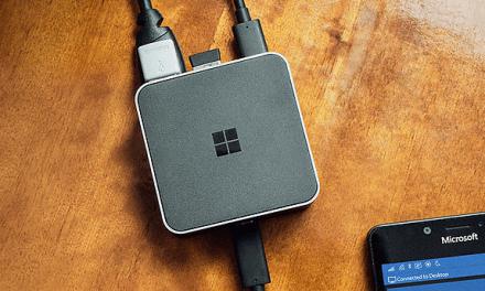 Display Dock لتحويل هواتف مايكروسوفت الجديدة إلى أجهزة مكتبية