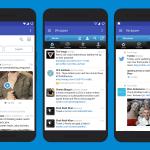 تطبيق رائع يمكنك من الولوج إلى جميع شبكات التواصل الإجتماعية