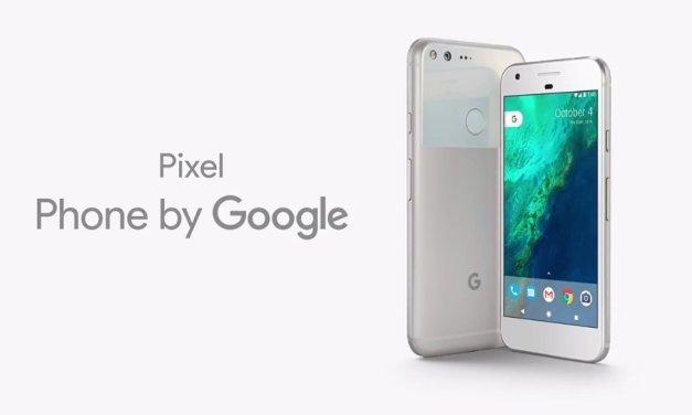 مواصفات هاتفي قوقل المعلنه حديثاً Google Pixel و Google Pixel XL