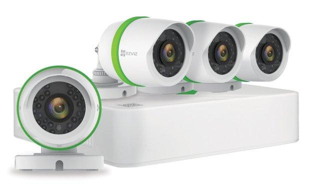 #عرض_اليوم: كاميرات مراقبة من شركات مختلفة بخصم 40% على #امازن (1/12/2016)