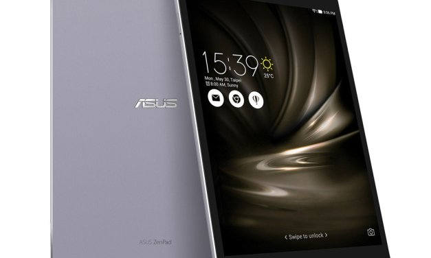 رسمياً #Asus تعلن عن الجهاز اللوحي ZenPad 3S 10 LTE بسعر 405 دولار