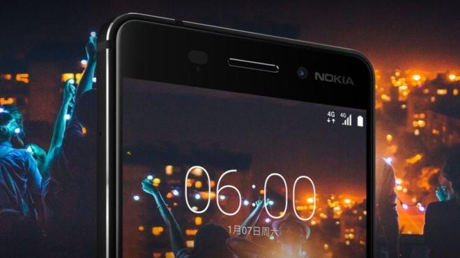 هاتف NOKIA 6 أول هواتف الشركة بنظام Android خلال #CES2017