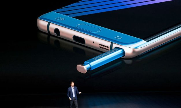 تسريبات.. #سامسونج Galaxy Note 8 قادم بدقة 4K ومساعد Bixby الإفتراضي