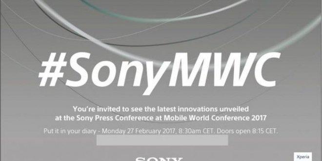 #سوني تكشف عن تاريخ عقد مؤتمرها القادم  في فعاليات MWC 2017