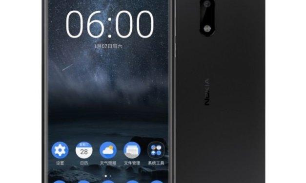 #نوكيا تحطم الرقم القياسي في بيع هاتفها الجديد نوكيا 6 في الصين
