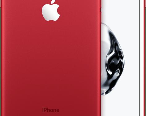 #آبل تطلق هاتف #آيفون 7 المميز باللون الأحمر بسعر 749 دولار