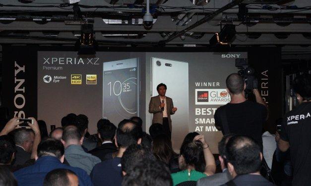 #سوني تطلق هاتف Xperia XZ Premium في حدث اعلامي ضخم بدبي