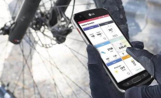 #إل_جي تعلن رسميا عن هاتف X_Venture# عالي التحمل