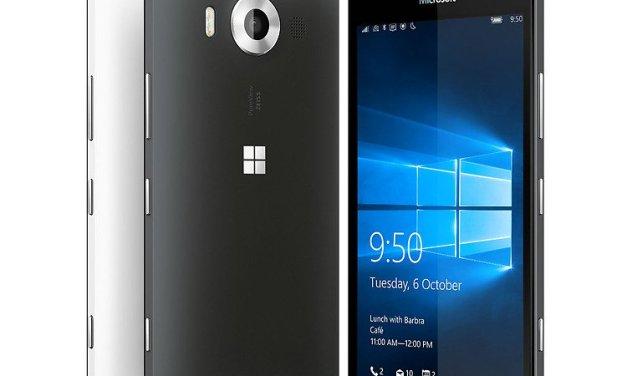 فيديو مسرب لهواتف #مايكروسوفت Lumia_950# يكشف  عن خطط الشركة السابقة