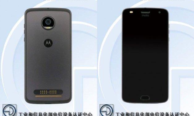 موقع TENAA يكشف مواصفات هاتف Moto _Z2_Play# المرتقب