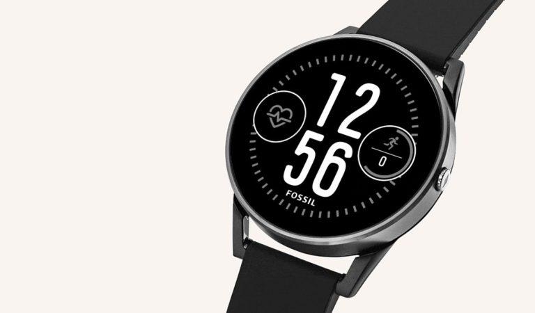 الكشف عن ساعة Q Control من Fossil بنظام Android Wear
