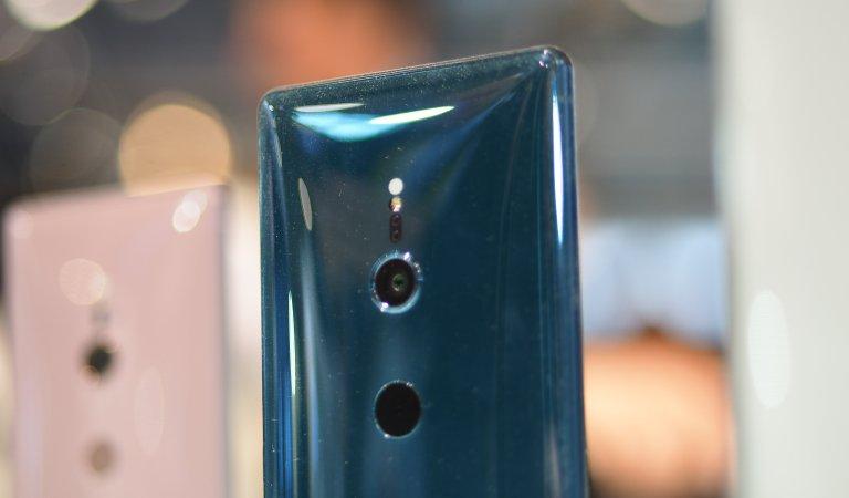 الحجز المسبق للهاتف Xperia XZ2 في السعودية