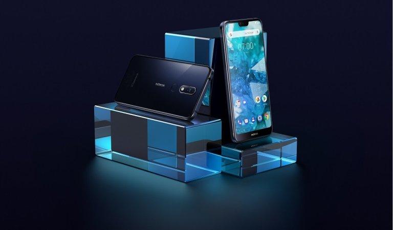 #بيان_صحفي: شركة HMD العالمية تقدم الهاتف الذكي #Nokia الجديد نوكيا 7.1  إلى أسواق السعودية