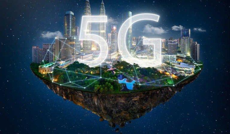 سباق الريادة وتنافس الشركات الرائدة في توفير #الجيل_الخامس من تقنية الإتصال #5G