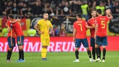 صورة اسبانيا تتغلب على رومانيا في تصفيات كأس العالم