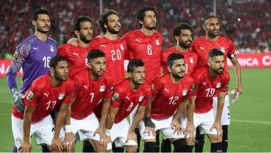 صورة موقع غيني يكشف عن مجموعة مصر في تصفيات كأس العالم 2022″
