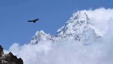 صورة ظهور اعلى جبل فى العالم ولكنه تحت سطح الارض