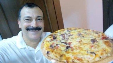 صورة طريقة عمل البيتزا