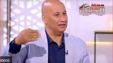 صورة دكتور جمال فرويز :المجتمع المصري فوق صفيح ساخن من العنف وارتفاع معدل الجريمة
