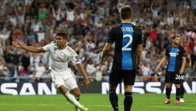 صورة ريال مدريد يواصل الترنح ويخطف تعادلًا قاتلًا من كلوب بروج بدوري أبطال