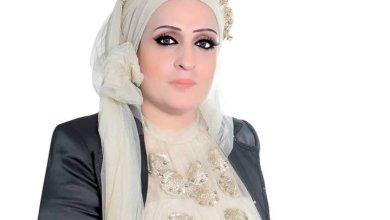 صورة أميرة شيخاني:الطموح والإرادة هما سبب النجاح في حياتي وموضة العام الرمادي والموف والسيكلما