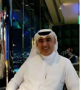الإعلامي الإماراتي صالح الجسمي