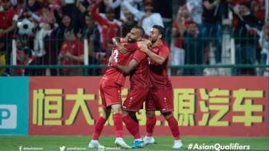 صورة المنتخب السوري يفوز على نظيره الصيني 1_2 في الإمارات