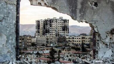صورة الجرح السوري جرح كل العرب