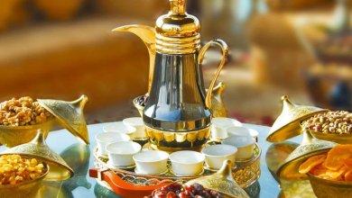 صورة عادات و تقاليد شرب القهوة