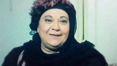 صورة إحسان القلعاوي الفنانة المثقفة المحترمة
