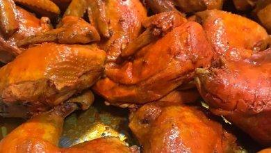 صورة طريقة عمل تتبيلة الدجاج المشوي