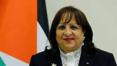 """صورة وزيرة الصحة د.مي الكيلة """"أن القطاع الصحي من أكثر القطاعات حيوية والتصاقا بالمواطن الفلسطيني"""""""