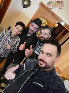 """محمود المصري ينتهي من تصوير فيلم """" كسرة خبز"""