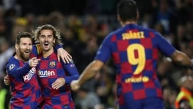 صورة رواتب لاعبي برشلونة الأعلى قيمة في الدوري الإسباني