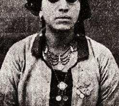 Photo of الشيخة سكينة حسن احترفت قراءة القرآن ثم احترفت الغناء