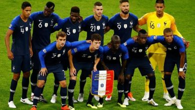 """صورة فرنسا تستعد لـ""""يورو 2020"""