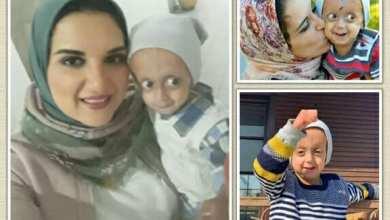 Photo of دينا العجمي  الأم الصابرة والمجاهدة والدة الطفل زين هيثم فكري