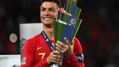 صورة كريستيانو رونالدو قد يغيب عن قمة كأس ايطاليا