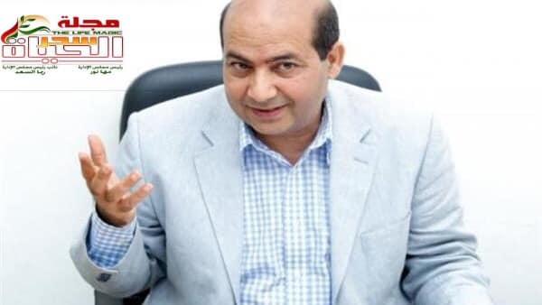 الناقد السينمائي والكاتب الصحفي طارق الشناوي