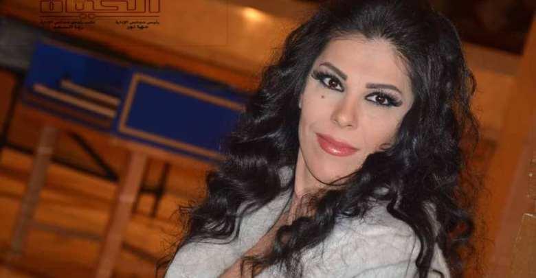 الممثلة والمخرجة رباب مرهج